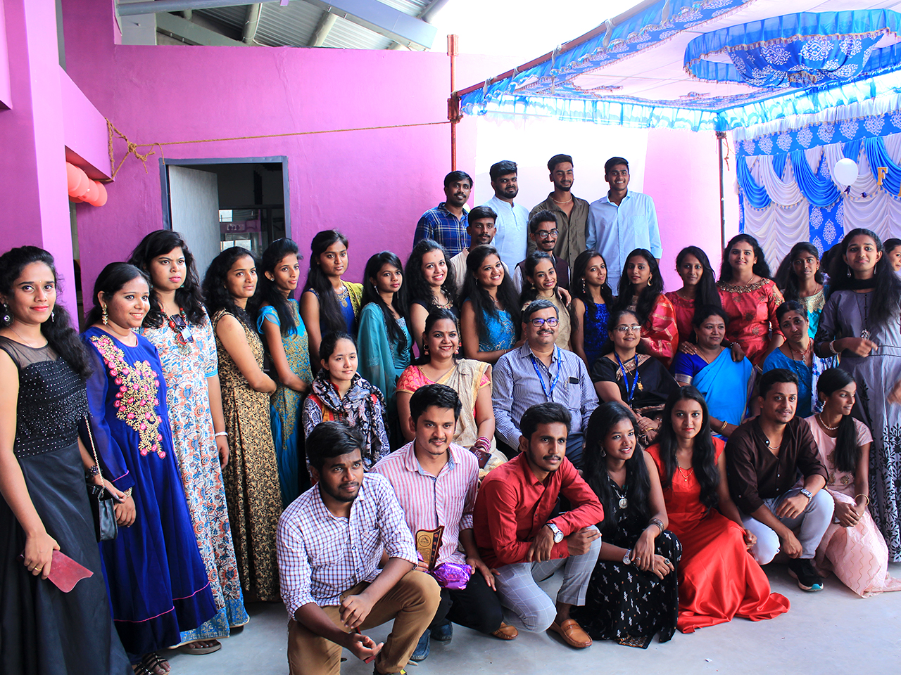 College Farewell Day