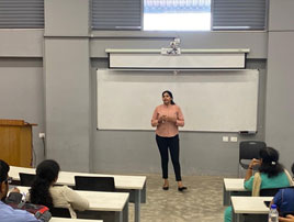 Alumni Interaction 4 on Human Resources and It's Job Opportunities – February 20, 2021